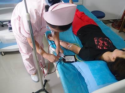 合肥华夏蓝氧净血免疫疗法